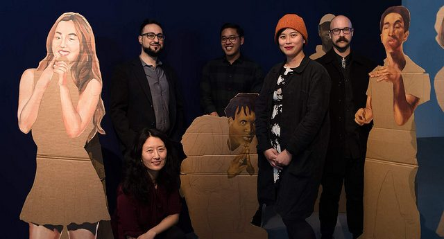 2019 Emerging Voices Welcome Party