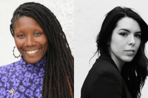 July Summer Salons panelists Nicole Dennis-Benn and T Kira Madden