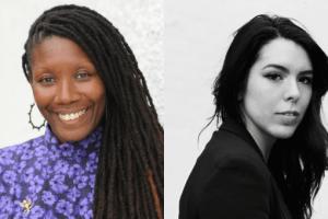 July Summer Salons panelists Nicole Dennis-Benn and T Kira Madden