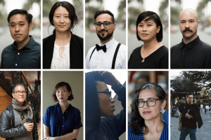 2019 Emerging Voices Fellows and Mentors Headshots
