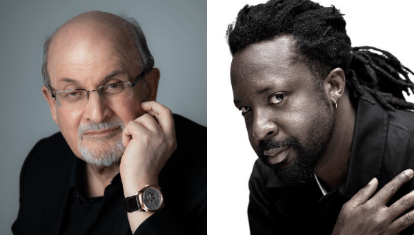 PEN OUT LOUD: SALMAN RUSHDIE AND MARLON JAMES Image