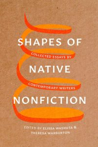 Shapes Of Native Nonfiction book cover