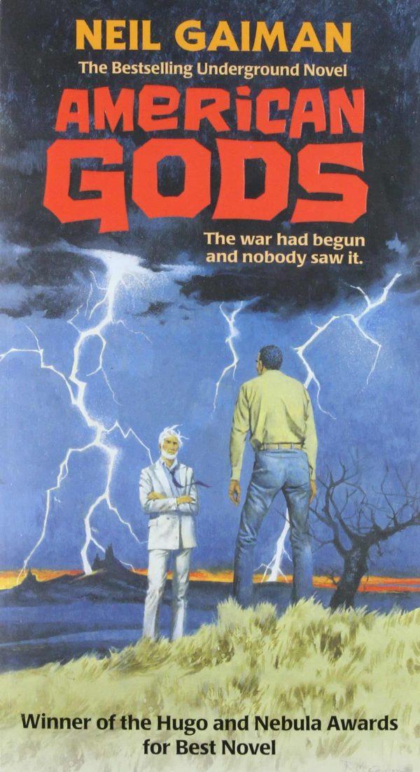 American Gods Neil Gaiman