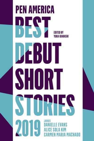 2019 Best Debut Short Stories anthology cover