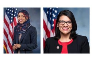 reps tlaib and omar