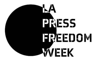 LA Press Freedom Week logo