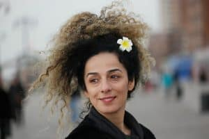 image of iranian writer masih alinejad