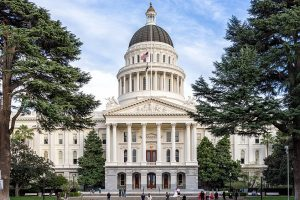 california state house in sacramento