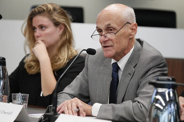 former dhs secretary michael chertoff