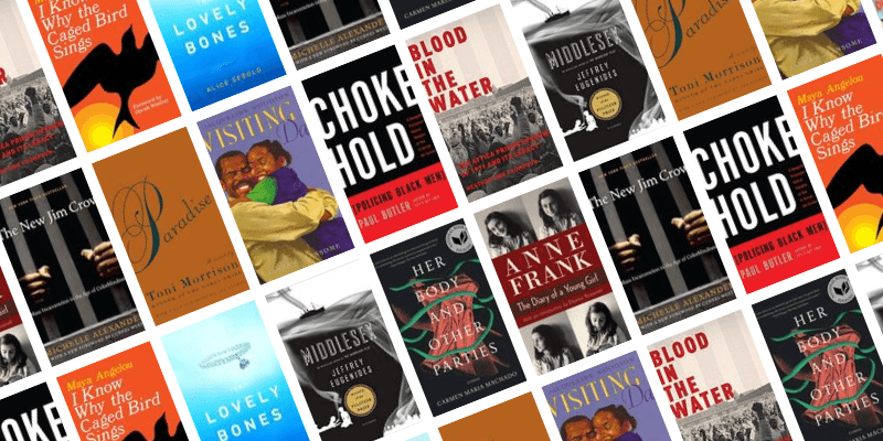 Banned Book Week Book Covers