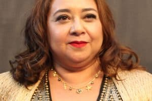 image of playwright conchi leon