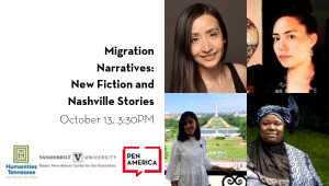 Southern Festival of Books 2019 Migration Narratives New Fiction And Nashville Stories