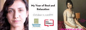 My Year of Rest and Relaxation event image