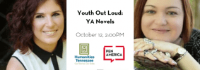 Humanities Tennessee 2019 Youth Out Loud YA Novels