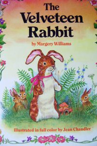 Book Cover of The Velveteen Rabbit by