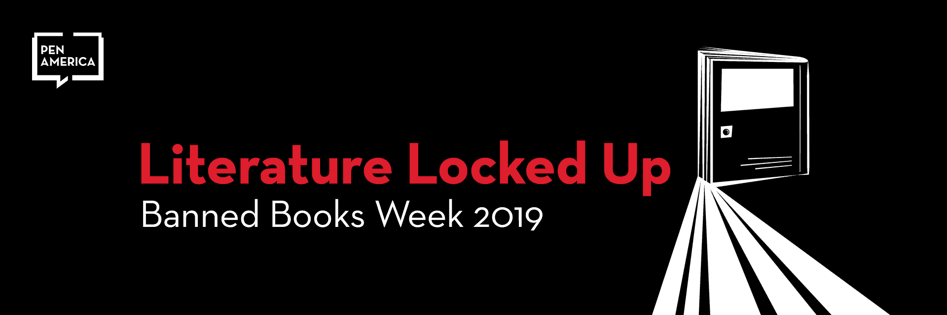 Literature Locked Up: Banned Books Week 2019