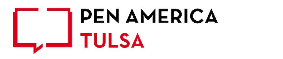 Pen America Tulsa, Oklahoma, Chapter Banner