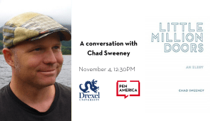 A Conversation With Chad Sweeney event image