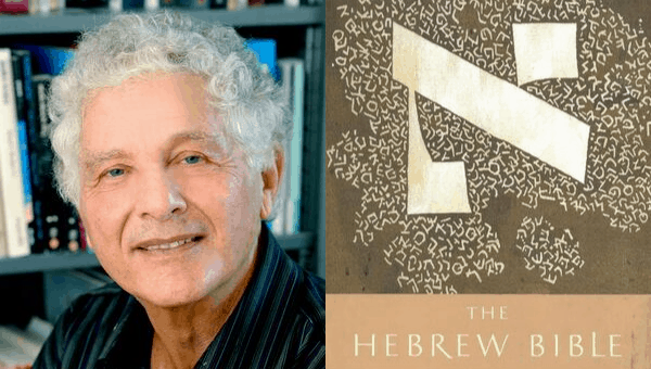 PEN West: A Reading with Robert Alter image