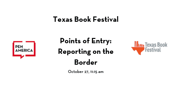 Points of Entry: Reporting on the Border event image