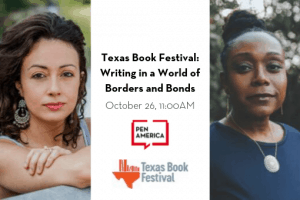 Texas Book Festival Writing In A World Of Borders And Bonds image