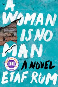 A Woman Is No Man by Etaf Rum, Book Cover