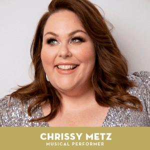 Chrissy Metz, 2019 Litfest Gala Landing Page
