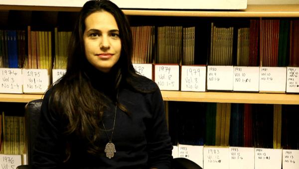 Free Speech Week, Safa Al Ahmad, University of Delaware