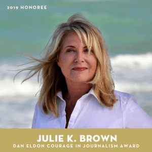 Julie K Brown Litfest Landing Page