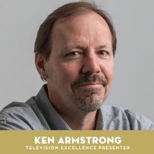 Propublica Reporter Ken Armstrong Litfest Gala