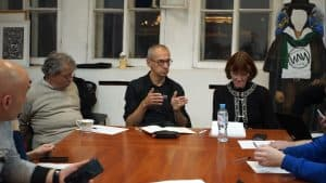 Translation Workshop with Eugene Ostashevsky