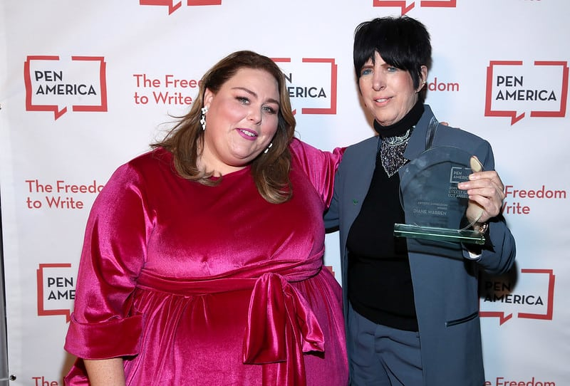 chrissy metz and diane warren