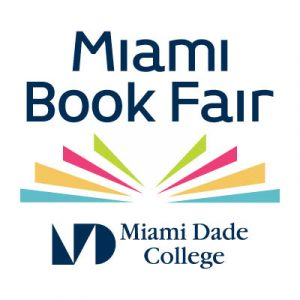 Miami Book Fair 2019 logo