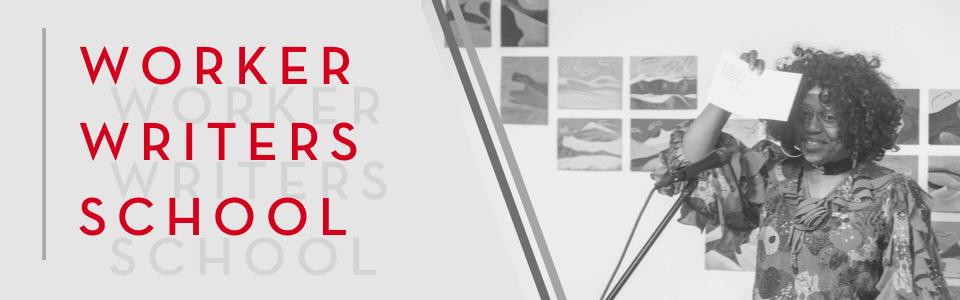 Worker Writers School Banner