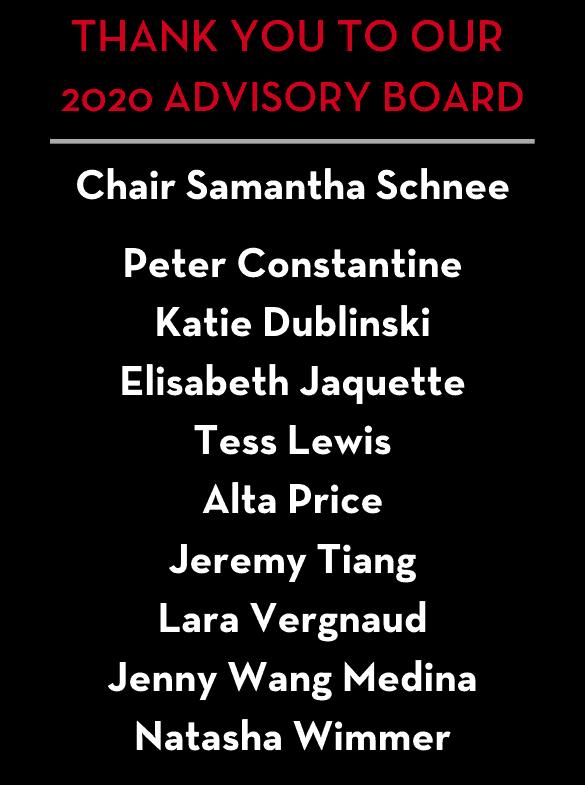 2020 Pen Heim Advisory Board