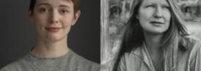 Emily St John Mandel and Samantha Hunt