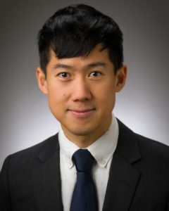 head shot of john chao