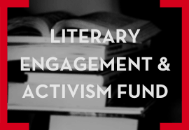Literary Engagement Fund Button