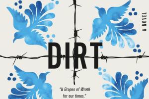 book cover american dirt