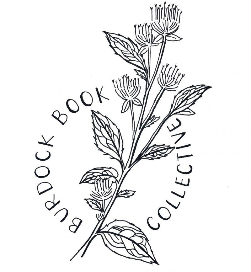 Burdock Book Collective logo