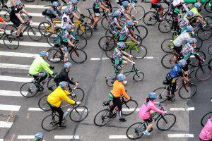 Five Boro Bike Tour Pen America