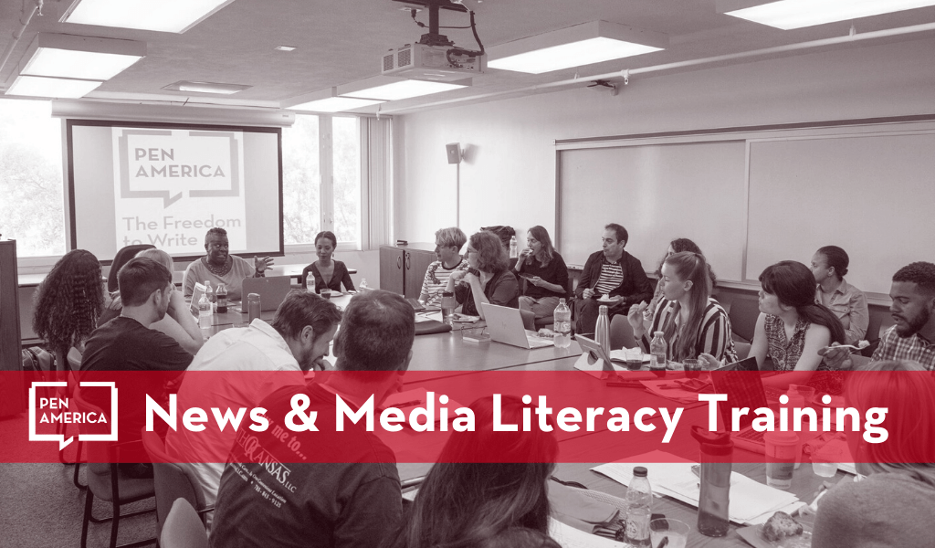 News & Media Literacy Training