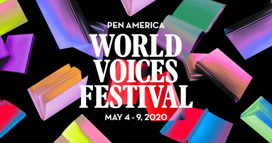 PEN America World Voices Festival: May 4–9, 2020