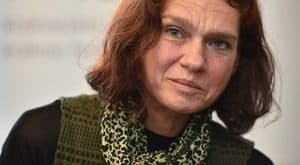 image of writer asli erdogan