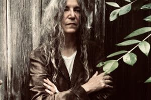 Patti Smith, PEN/Audible Literary Service Award