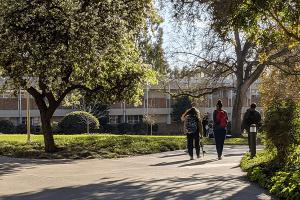 Campus photo - UC Riverside