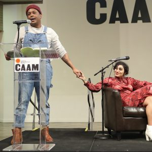 PEN Presents: Danez Smith + Fatimah Asghar