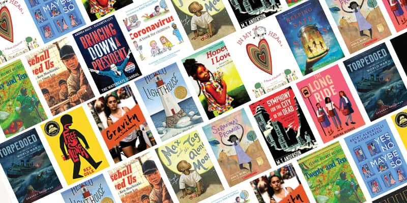 PEN America Children's and Young Adult Books Committee - Children's books reading list covers