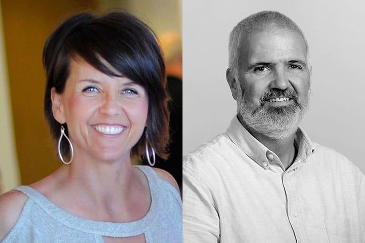 Brandi and Mike Simons