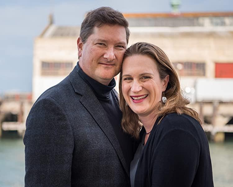 Judy Melinek and TJ Mitchell Headshot